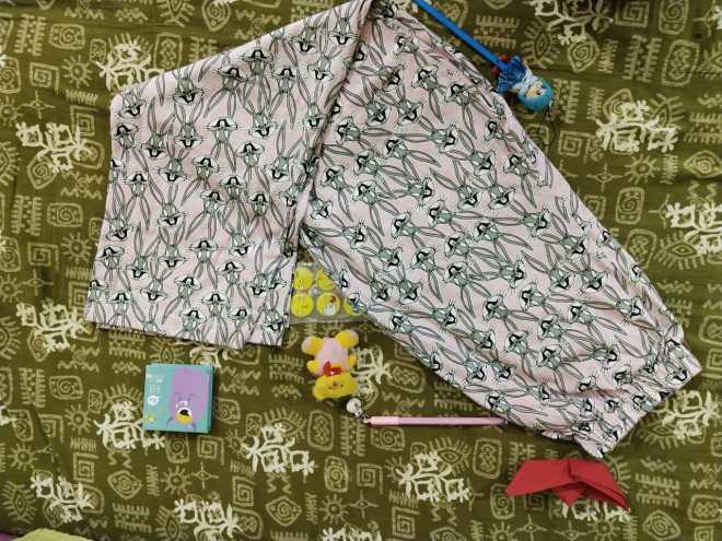 pyjama Sarojini Market Delhi haul