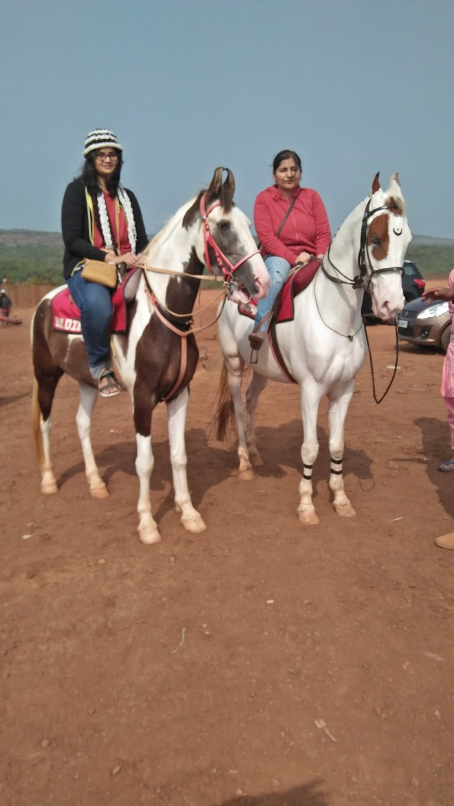Horse riding Pune to Mahabaleshwar diaries