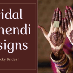 Bridal Mehendi Designs