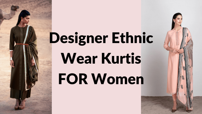 Designer Ethnic Wear Kurtis FOR Women