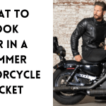 What to Look For In a Summer Motorcycle Jacket