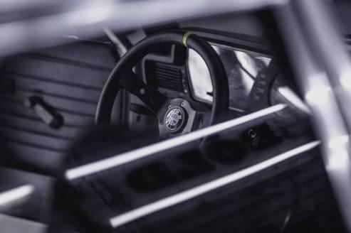 BOLD car works BMW E21 08