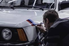 BOLD car works BMW E21 17