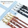 Standard Hardware 2015 08563 - Easy Grip Lead™ the best custom braided leather dog leash