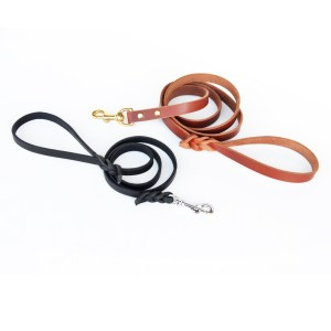trad leads 2015 feature - Traditional Lead - premium leather dog leash