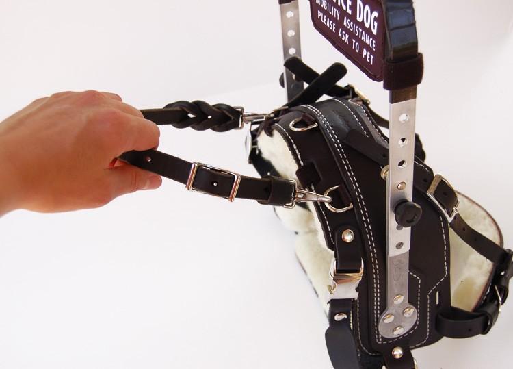 Pulling Strap Service Dog Harness