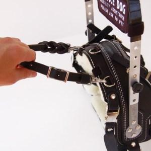 Pullstrap on MSH - Pull-Strap for BLD MSH/BAH