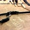 Custom Designed Leather Dog Leash - the leash of your dreams!