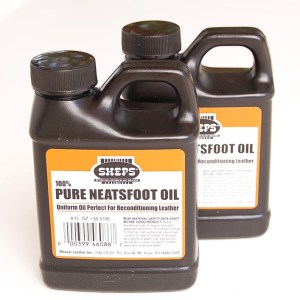 neatsfoot oil - Neatsfoot Oil 8 oz