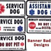 2018 banner badge patch designs - Mobility Support Harness™ for brace and balance stability assistance