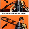 leather guide handles - Mobility Support Harness™ for brace and balance stability assistance