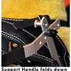 support handle folds  - Mobility Support Harness™ for brace and balance stability assistance