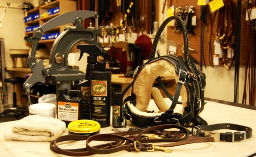 Leather Care & Conditioning