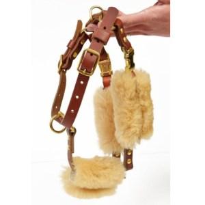 Sheepskin Wraps - Harness Strap Cover Kit