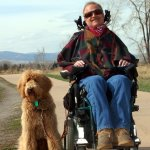 bruce and maggie 196 sml - Service Dogs in Action