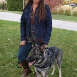 dawn and sunny 1096 - Service Dogs in Action