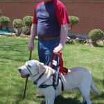 durbin and horton 0210 - Service Dogs in Action