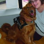 rudi and cheri witkowski - Service Dogs in Action