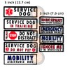 HOOK VELCRO PATCHES 2019 - Service Dog Velcro Patch