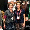 Katina with Cindy Otto at Penn Vet Conf.05140 - NEW: Light Assistance Harness