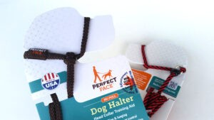 The Perfect Pace™ no-pull Dog Halter
