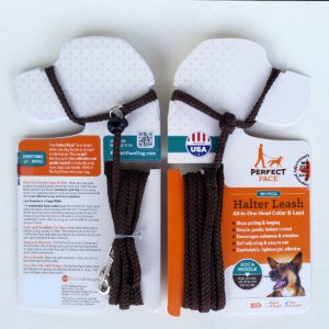 The Perfect Pace™ no-pull Halter Leash