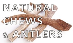 View Natural Chews and Antlers