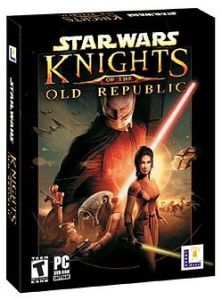 KotoR Box art