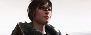FemHawke, you were the best, even with that ridiculous red smear on your nose.