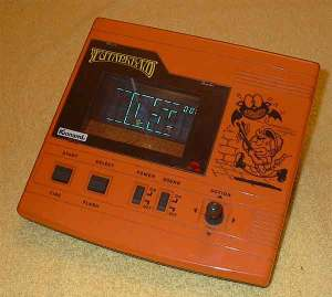 This was the handheld I had. Oh man, I feel 13 all over again.