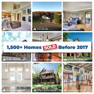 Sold Homes Prior to 2017