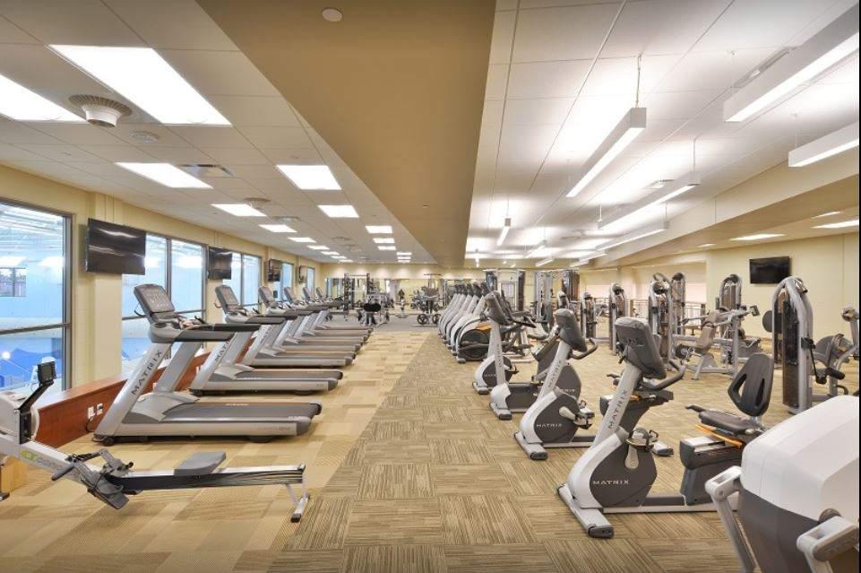 Community Center-fitness