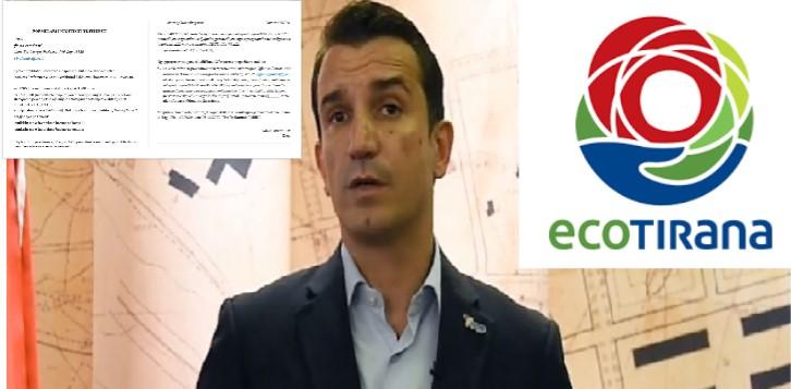 Italianët marrin kontrollin e pastrimit/ Shefi italian i Eco Tirana i jep firmës italiane 1 mln euro pa garë!
