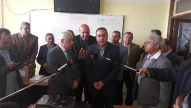 Photo of مدبولي وشوقي يتفقدان العملية التعليمية بأسوان