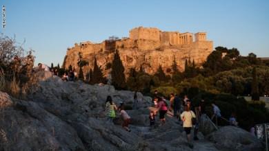 Photo of اليونان تعيد افتتاح 200 موقعا أثريا للجمهور أغلقها كورونا