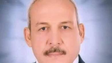 Photo of تماثل عميد معهد الدراسات البيئية بجامعة السادات للشفاء