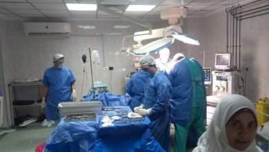 Photo of إجراء أول عملية فى المخ بمستشفى جراحة المخ والأعصاب بشبين الكوم