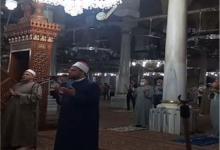 "Photo of الدكتور ""محمد مختار جمعة"" إنهاء خدمة المدير الإدارى لمسجد الحسين"
