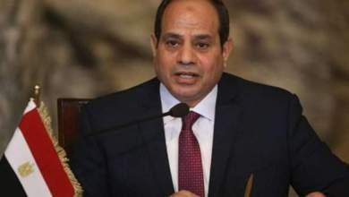 Photo of السيسي يوافق على قانون تعيين مستشار عسكري لكل محافظة