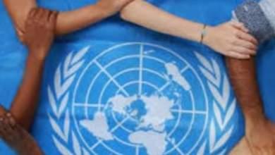 Photo of الأمم المتحدة تقييد الإحتجاجات في الدول للحافظ على الصحة العامة.