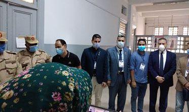 Photo of المنوفية : إنتهاء عملية التصويت لإنتخابات مجلس الشيوخ وبدء فرز الأصوات