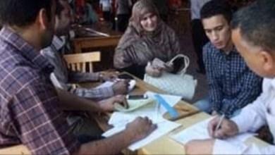Photo of اليوم طلاب الثانوية العامة المتظلمون يطلعون على كراسة الإجابة