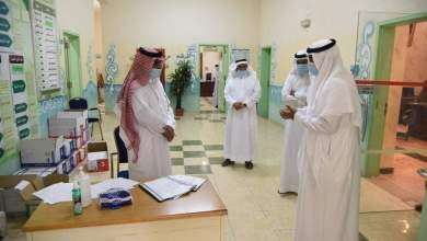 Photo of مدير تعليم مكة يزور مكتب التعليم بغرب مكة و إدارة التدريب و الإبتعاث