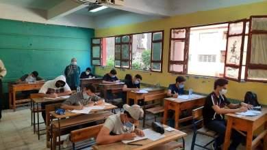Photo of 440 ألف 839 طالب بالدبلومات الفنية يؤدون الامتحان في آخر أيام الدور الأول
