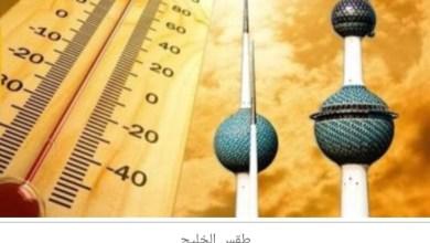 Photo of تعرف على طقس الخليج اليوم..