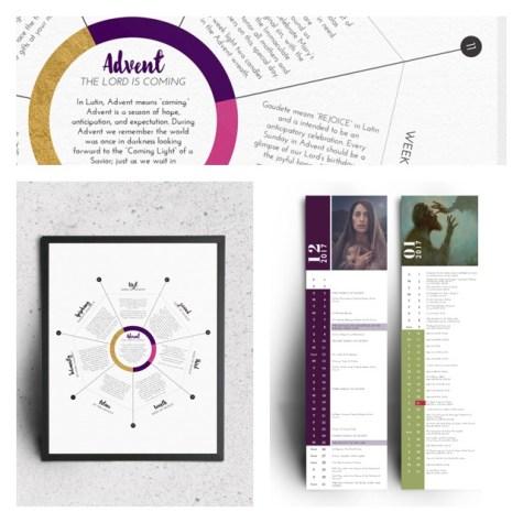 Telos Art Calendar