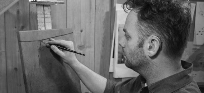 Nashville Artist Brad Blackman