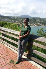 Mandele Look out Point-- Dennery