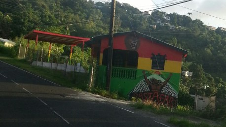 Rastafari House