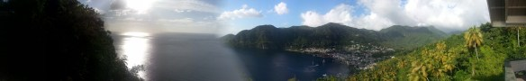Soufriere Viewpoint